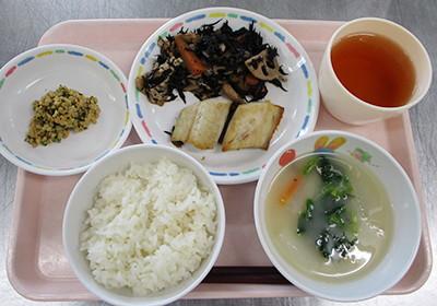 だしのうま味たっぷりの和食